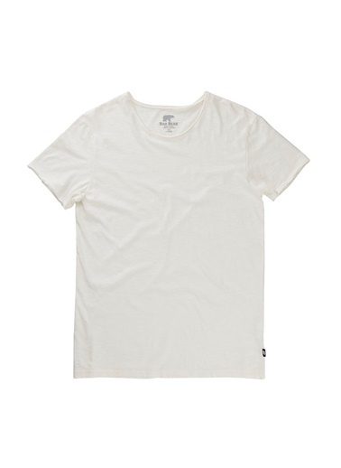 Bad Bear Erkek Tişört O-Neck 180107011-Wht Beyaz